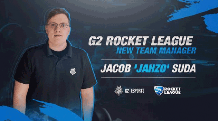 G2 Rocket League Team Manager via g2esports.com