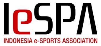 Logo Indonesia e-Sports Association via iespa.or.id