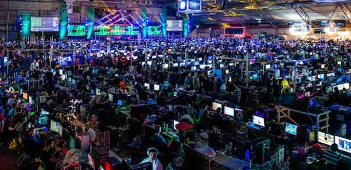 LAN Party di DreamHack