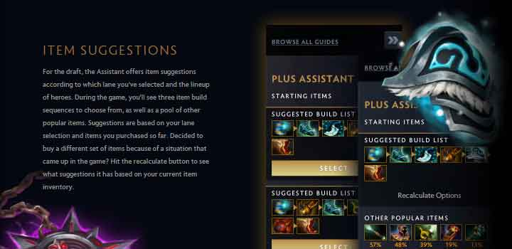 Plus Assistant DotaPlus