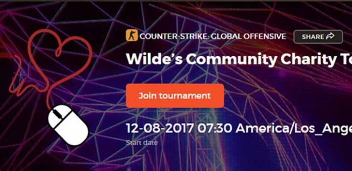 Wilde's Community Charity Tournament via challengeme.gg