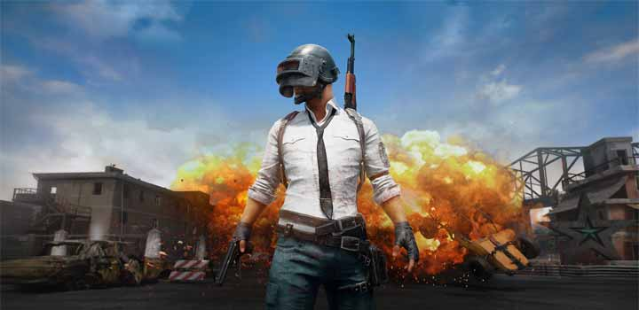 PUBG via playbattlegrounds.com