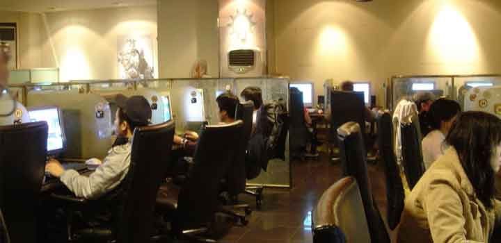 Atmosfer gaming di Korea Selatan via Wikipedia