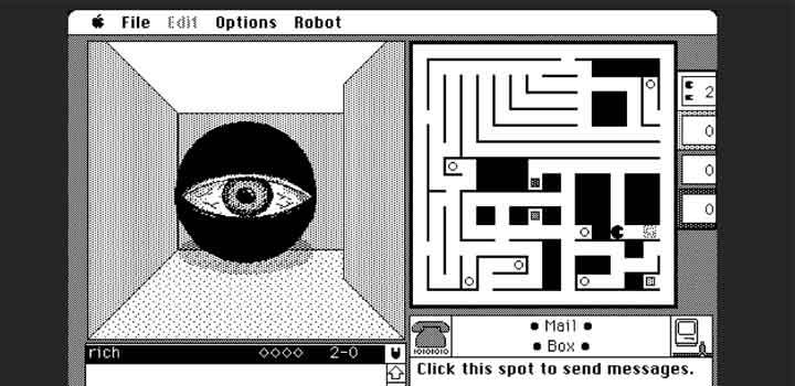 Selain Maze War, masih ada game Spasim, yang merupakan sebuah space flight simulator yang memiliki konsep FPS. Tidak seperti permainan modern FPS zaman now, Spasim hanya bisa menggerakkan karakternya secara kaku (tile-based movement) dengan perputaran sudut 90 derajat, layaknya bidak papan catur yang meloncat dari 1 kotak ke kotak lainnya.
