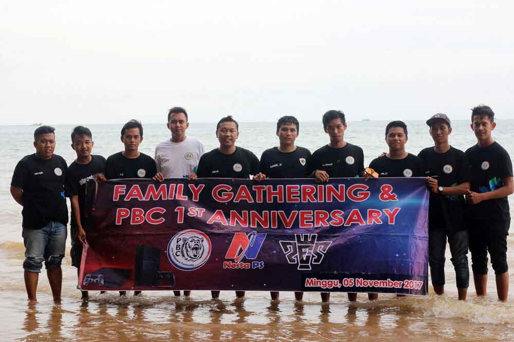 Pada bulan Agustus 2017, PES Balikpapan Community mengadakan sebuah kegiatan gathering member untuk merayakan hari ulang tahun komunitas yang pertama.