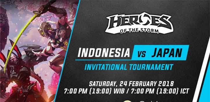 Indonesia Japan Invitational Tournament Vol.1