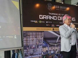 Semarak Acara Grand Opening High Grounds Cafe Indonesia