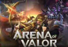 cara top up arena of valor