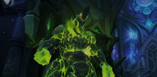 World of Warcraft Raid Boss
