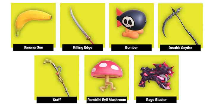 Items baru di Smash Ultimate (Credit: Nintendo)