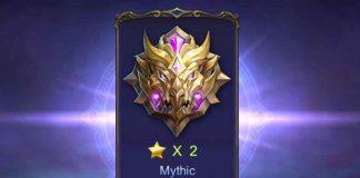 Naik rank Mobile Legends