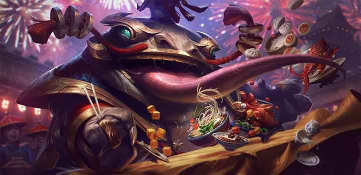 Coin Emperor Tahm Kench League of Legends