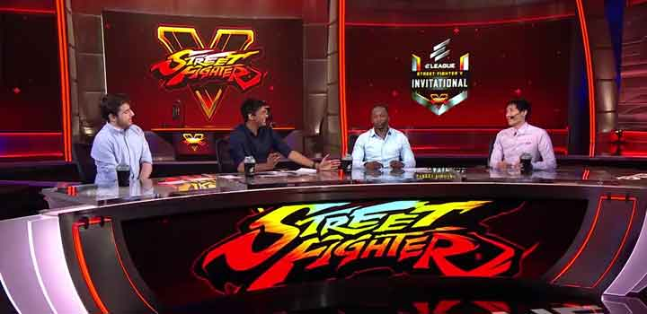 ELEAGUE STREET FIGHTER 5 INVITATIONAL
