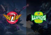 Highlight LCK Spring 2019 Week 1 Day 1: SK Telecom T1 vs Jin Air Green Wings