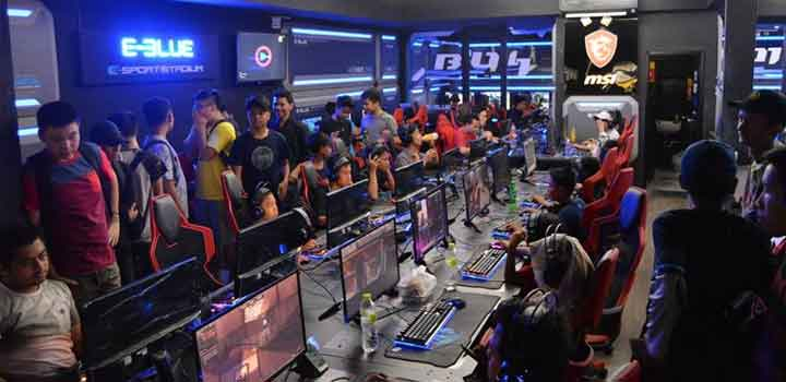 IGW E-Blue MSI Fans Gathering Day 1, 30 Juni 2018