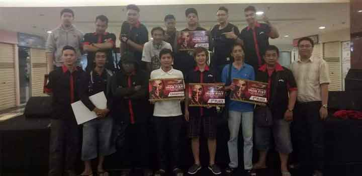 PTC Tekken 7 Tournament Surabaya Tekken Community