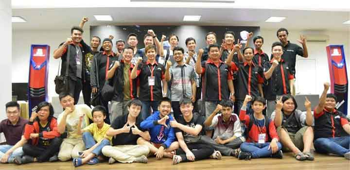 Spazio Gaming Week Surabaya Tekken Community