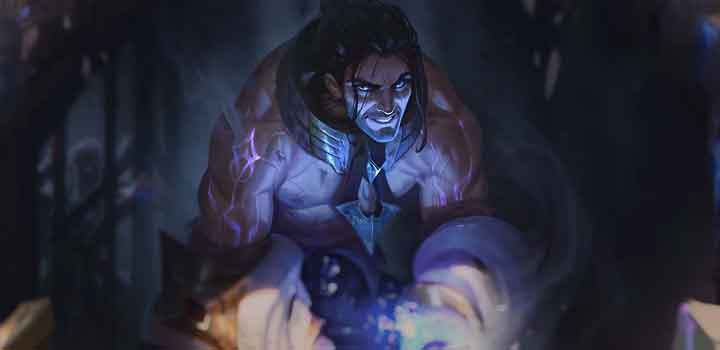 Sylas the Unshackled Champion League of Legends (LOL)