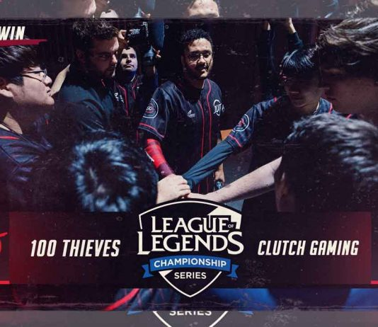 100 Thieves Vs. Clutch Gaming: Throw Game?