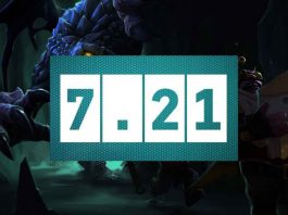 Highlight Dota 2 Patch 7.21