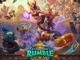 Kontestan Rastakhan's Rumble: Entry 2# Rogue Hearthstone