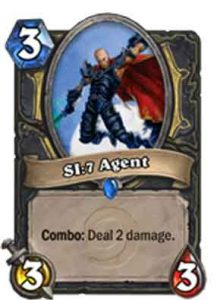 SI:7 Agent | Hearthstone