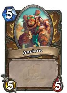 Ancient | Hearthstone