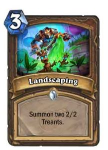 landscaping | Hearthstone