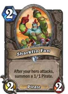 Sharkfin Fan | Hearthstone