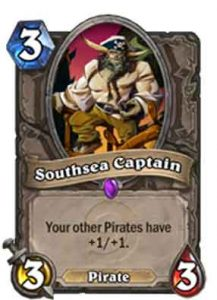 Southsea Captain | Hearthstone