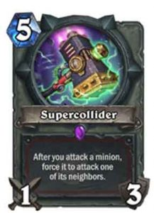 Supercollider | Hearthstone