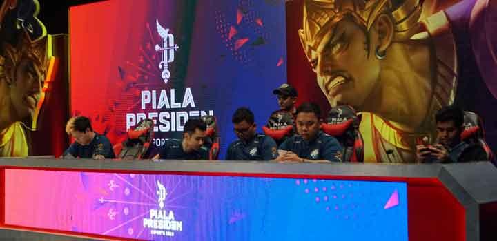 EVOS Esports di Piala Presiden Esports 2019 Grup B
