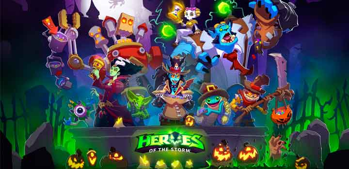 Artwork Heroes of the Storm