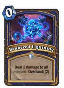 Beakered Lightning | Hearthstone | Rastakhan's Rumble