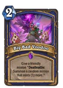Big Bad Voodoo | Hearthstone | Rastakhan's Rumble