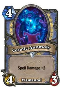 Cosmic Anomaly | Hearthstone