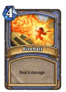 Fireball | Hearthstone
