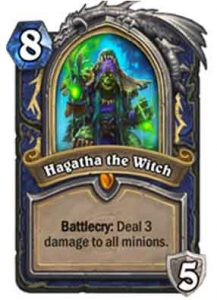 Hagatha the Witch | Hearthstone | Rastakhan's Rumble