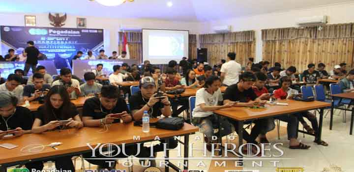 Manado Youth Heroes Tournament