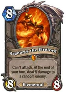 Ragnaros the Firelord | Hearthstone | Rastakhan's Rumble