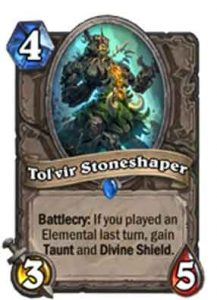 Tolvir | Hearthstone | Rastakhan's Rumble