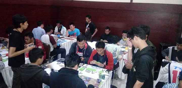 Bandung Duelist Turnamen di CLAS:H