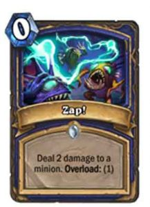 Zap | Hearthstone | Rastakhan's Rumble