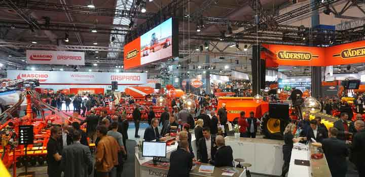 Agritechnica 2017 via Precision Farming Dealer