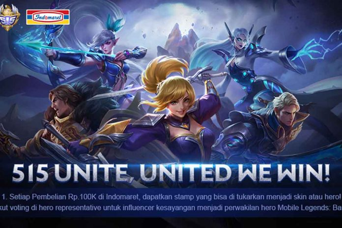 Mobile Legends Bagi-bagi Free Epic Skin di 515