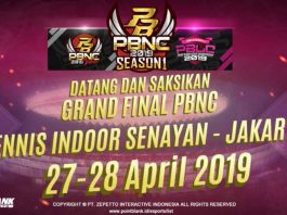 PBNC Season 1: Grand Final Akan Segera Digelar