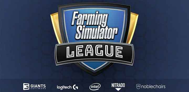 Farming Simulator League via Giants Software