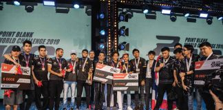 Indonesia di Point Blank World Challenge (PBWC) 2019