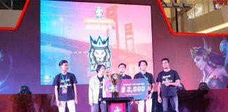 Mobile Legends Intercity Championship Palembang