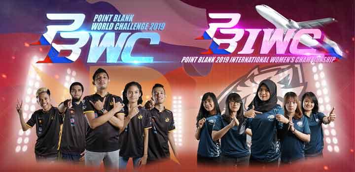 Perwakilan Indonesia di PBWC: Sang Juara PNBC Season 1 2019